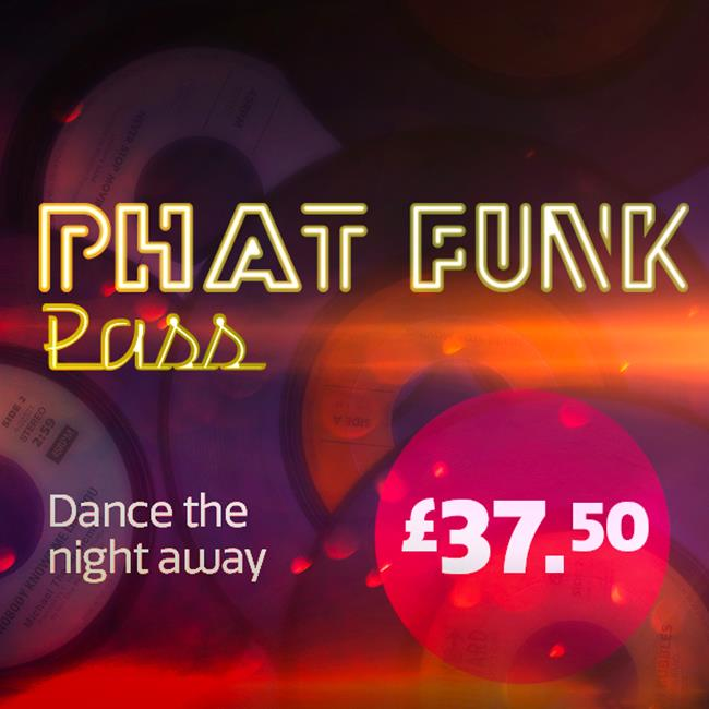 New Year's Eve – Phat Funk