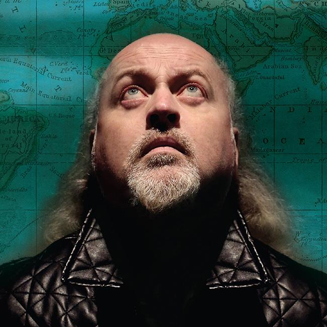 Bill Bailey – Larks in Transit – April 2018