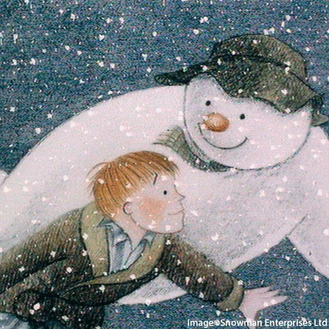 The Snowman and Peter and the Wolf 2019
