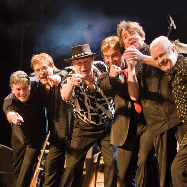 The Hollies 2014