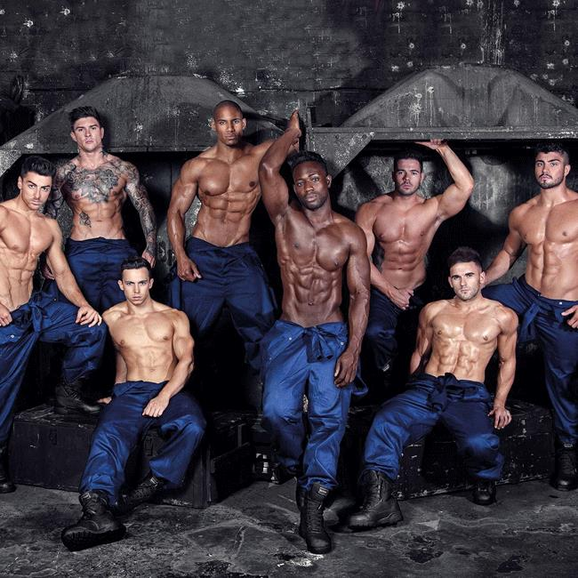 The Dreamboys 2016