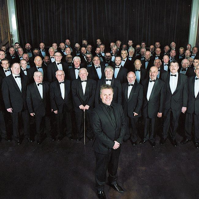 Treorchy Male Voice Choir 2019