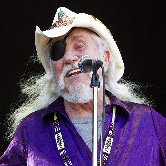 Dr Hook featuring Ray Sawyer & Support