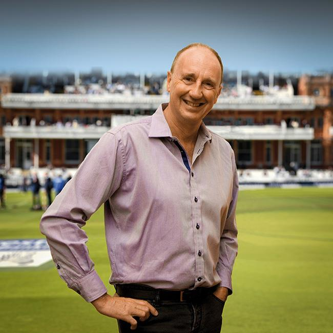 Jonathan Agnew – An Evening with Aggers