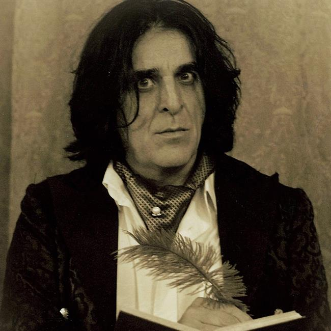 An Evening with Jaz Coleman