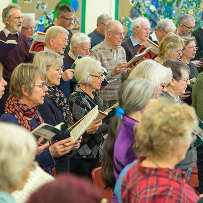 Charlton Kings Choral Society Perform Handel and Haydn