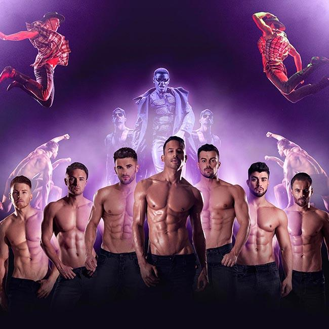 The Dreamboys 2021