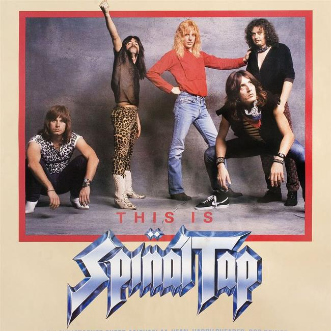 Film at The Wilson – This is Spinal Tap (1984). Rated 15