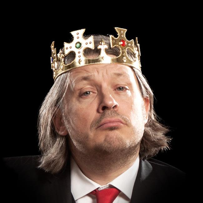 Richard Herring – Lord of the Dance Settee