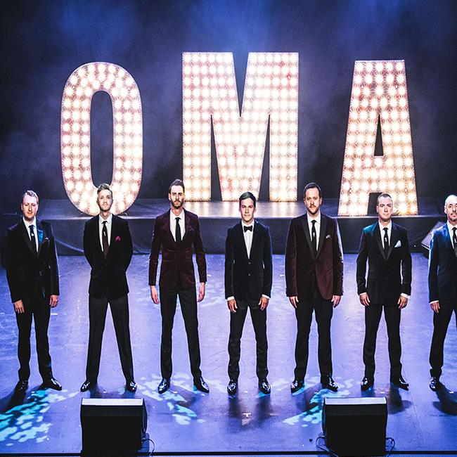 GFWI Christmas Concert with Only Men Aloud