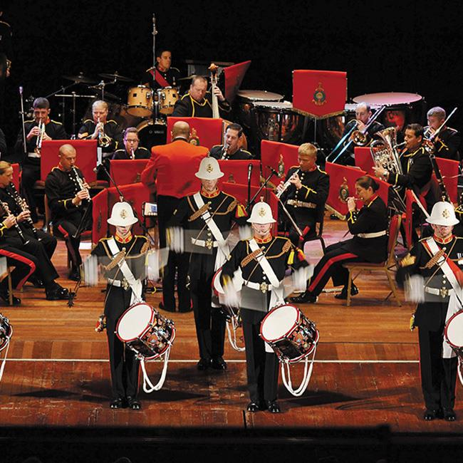 Royal Marines Christmas Spectacular 2017