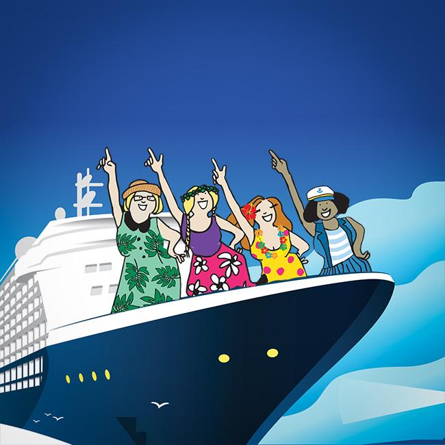 Menopause The Musical 2 – Cruising Through Menopause