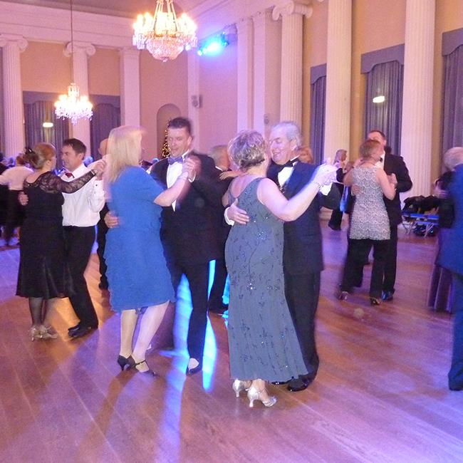 Dance with Pat Anslow: Summer Ball