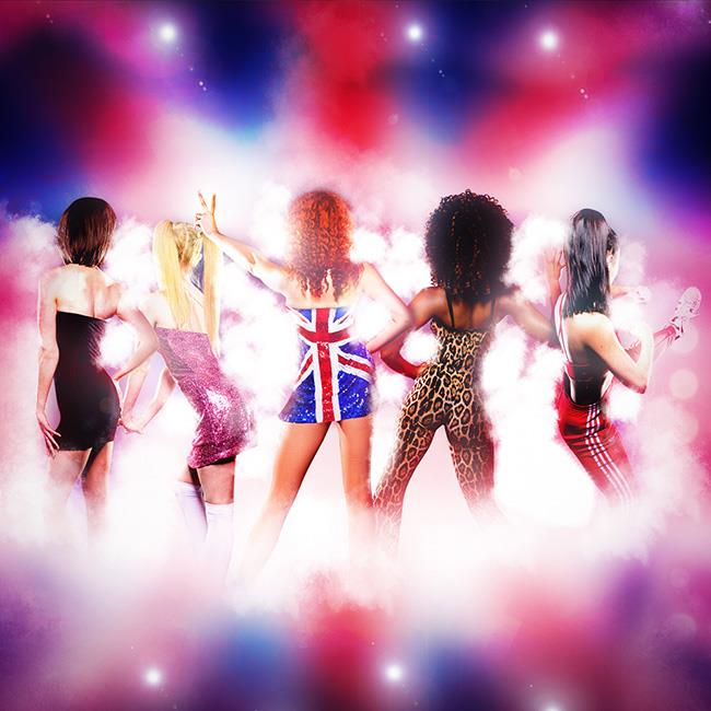 Wannabe – The Spice Girls Show