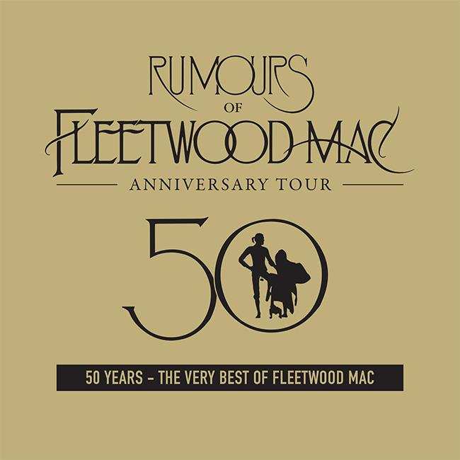 Rumours of Fleetwood Mac 2019