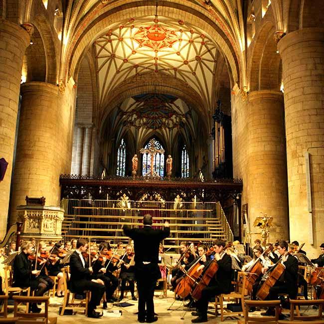Gloucestershire Music Christmas Concert 2018