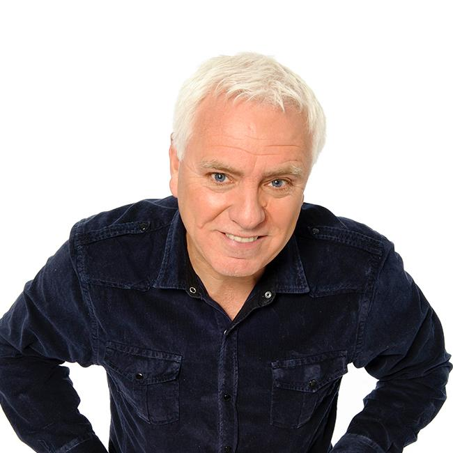 Dave Spikey – Punchlines