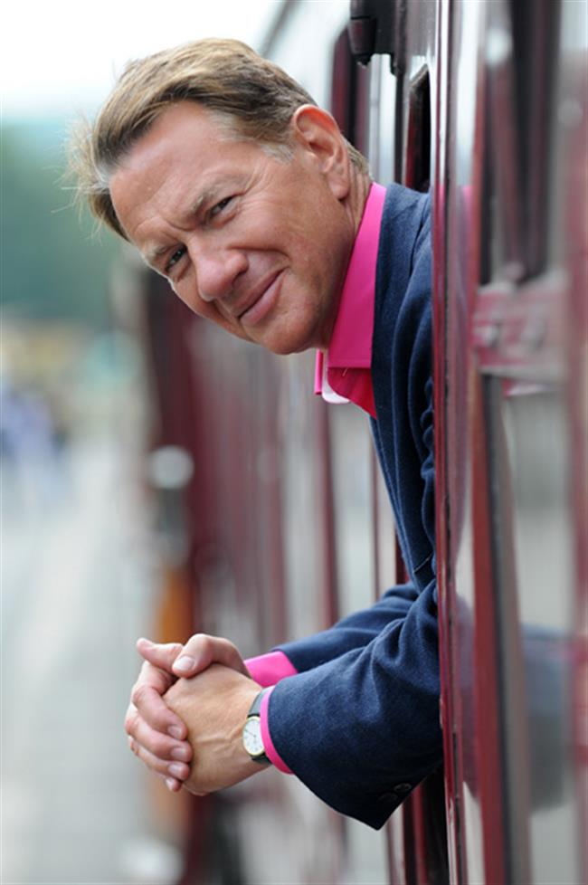 All Stops From Westminster – An Afternoon with Michael Portillo