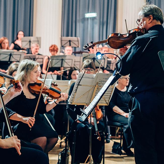 Cheltenham Philharmonic Orchestra – Winter Concert – Jazz and Blues