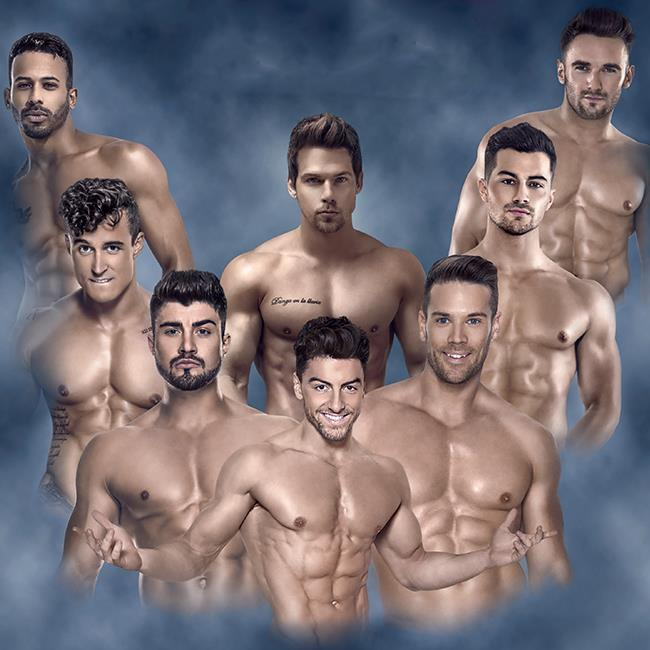 The Dreamboys 2017