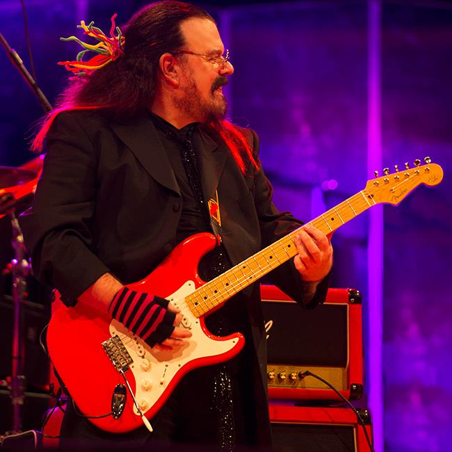 The Roy Wood Rock n Roll Band: Red E 2 Rock Tour