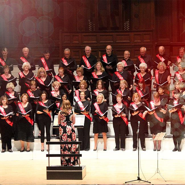 Cheltenham Community Choir Christmas Concert