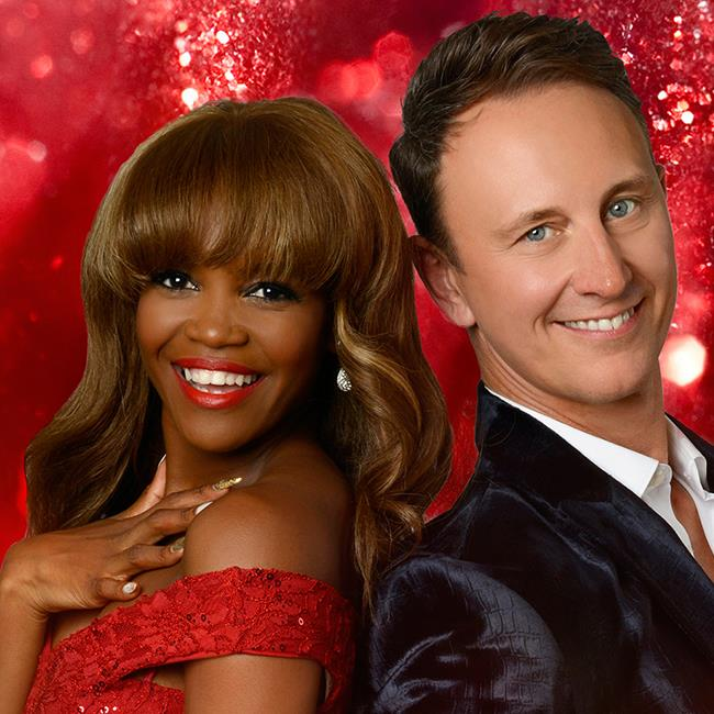 An Audience With Ian Waite & Oti Mabuse Rhythm of the Night