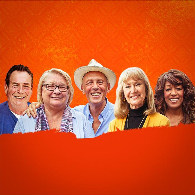 The Real Marigold Hotel Live