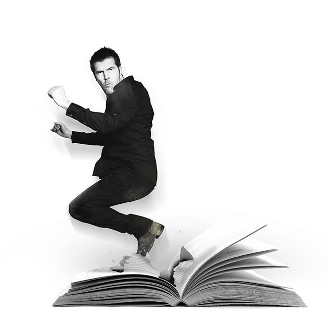 Rhod Gilbert: The Book of John – December 2019