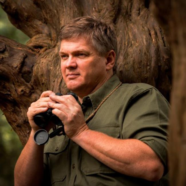 Ray Mears – Born To Go Wild