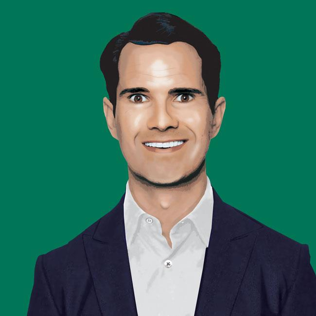 Jimmy Carr – Funny Business 2015