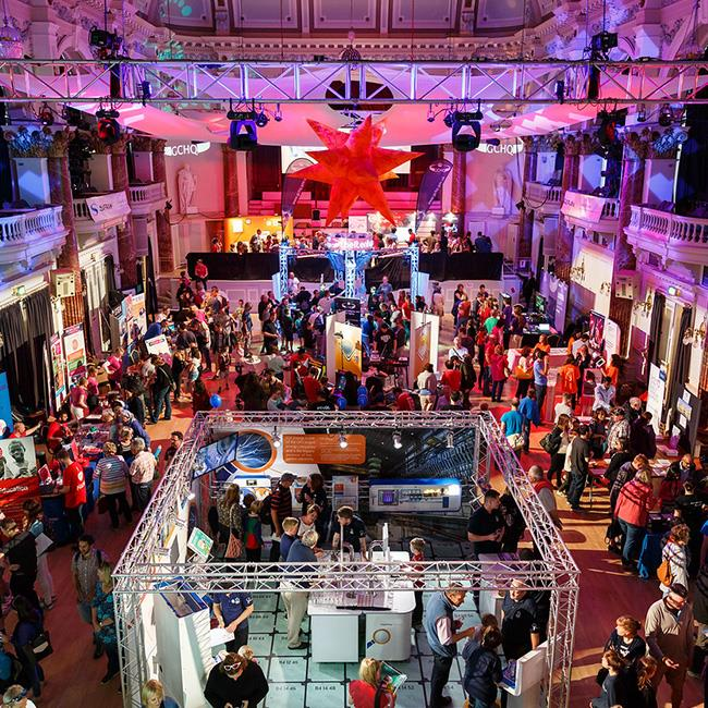 Cheltenham Science Festival 2018
