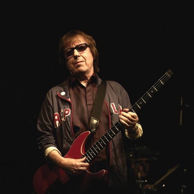 Bill Wyman & The Rhythm Kings