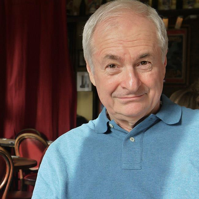 Paul Gambaccini: An Evening with The Gambo…The professor of Pop