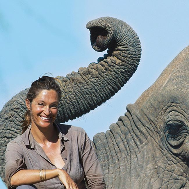 Saba Douglas-Hamilton: A Life with Elephants
