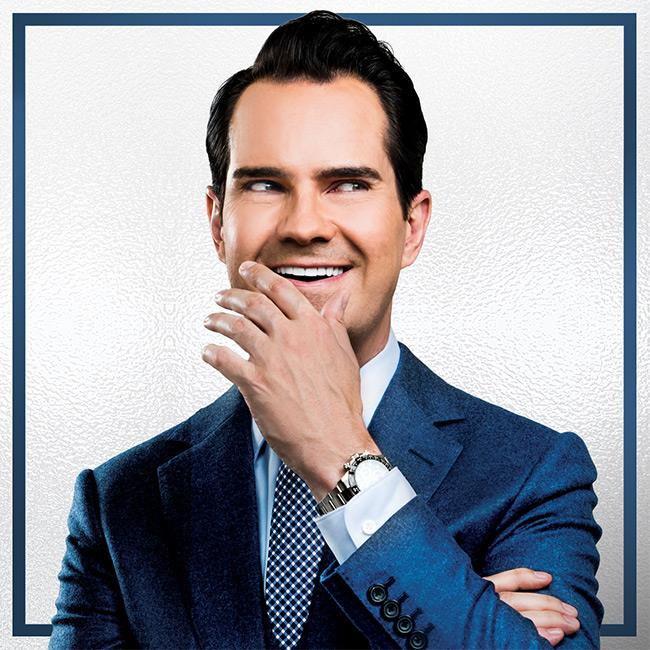 Jimmy Carr: Terribly Funny 2020
