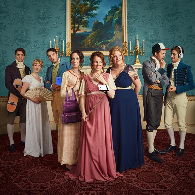 Austentatious – The Improvised Jane Austen Novel
