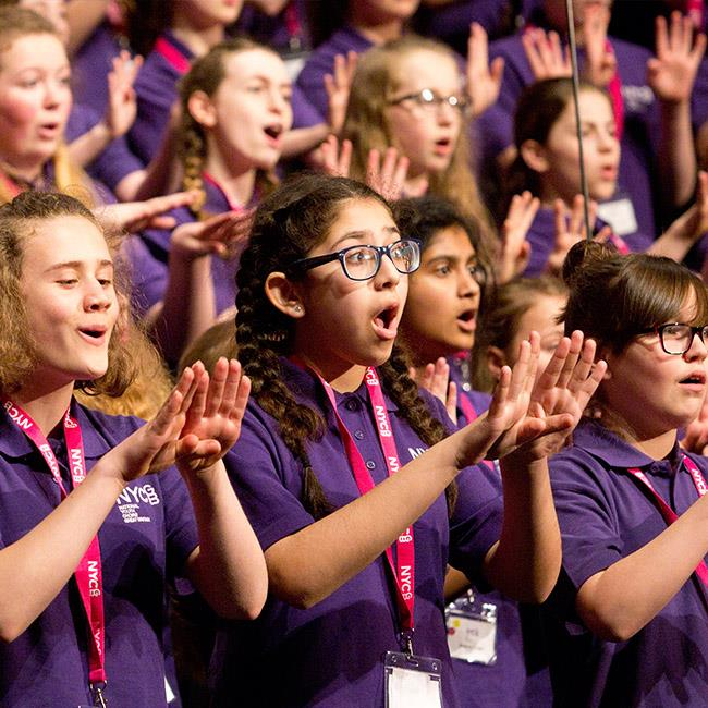National Youth Girls' Choir – Concert Showcase
