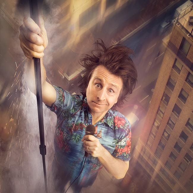 Milton Jones – Milton: Impossible