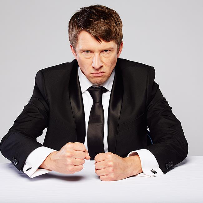 Jonathan Pie 2018 – Work in Progress