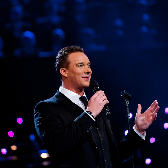 An Intimate Evening with Russell Watson Up Close & Personal