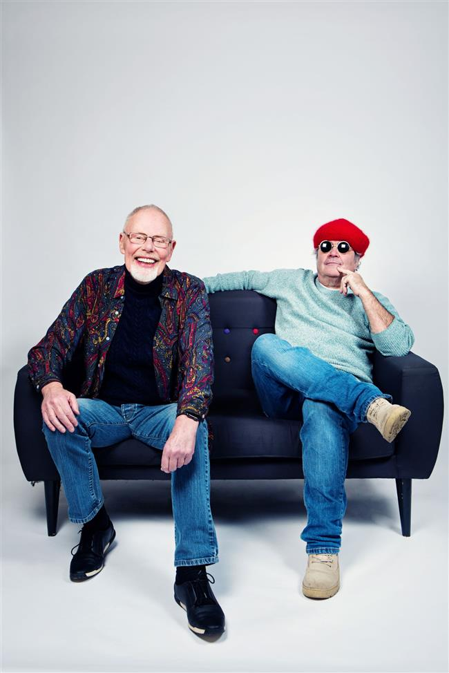 Danny Baker & Bob Harris: Backstage Pass