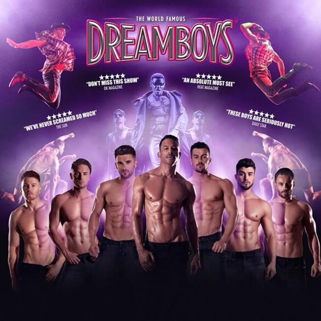 The Dreamboys 2018