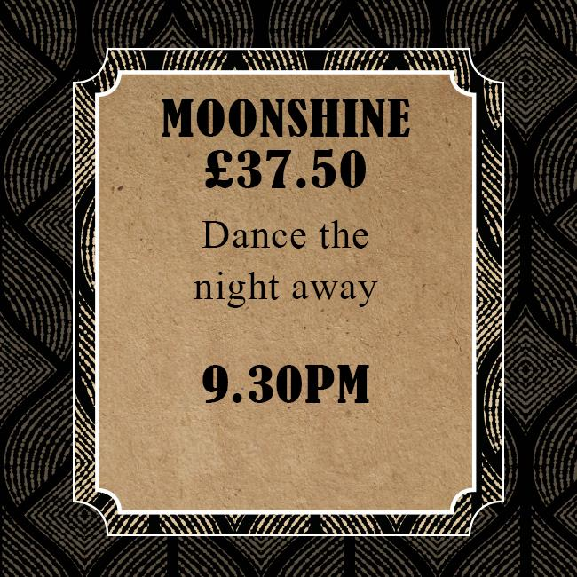 New Year's Eve – Moonshine