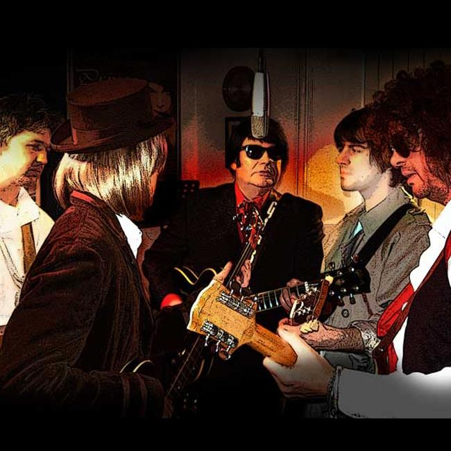Roy Orbison & The Travelling Wilburys Tribute Show