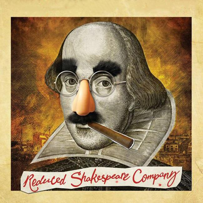 Reduced Shakespeare Company – William Shakespeare's Long Lost First Play