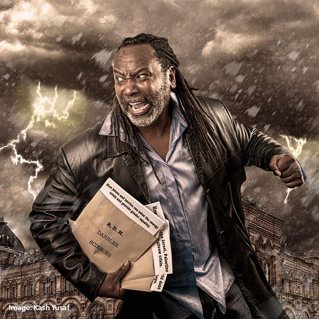 Reginald D. Hunter – The Man Who Attempted To Do As Much As Such