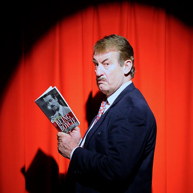 Only Fools & Boycie – An Evening with John Challis