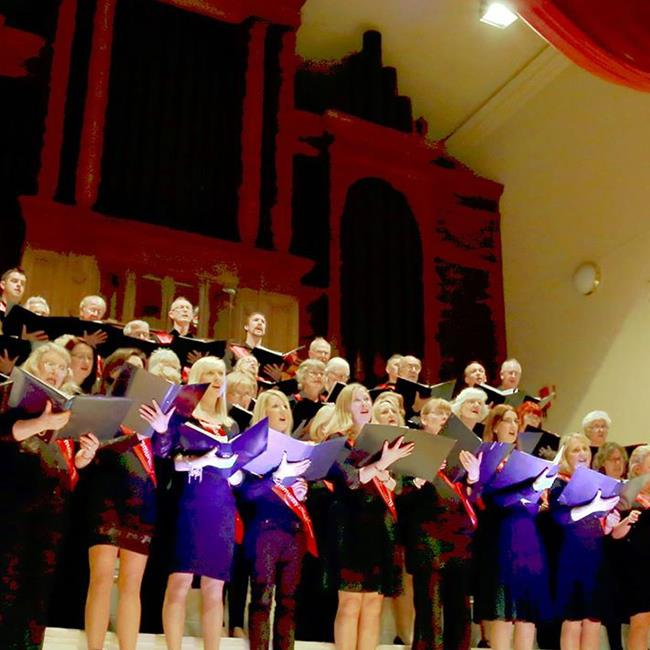 Cheltenham Community Choir – Summer Concert 2017