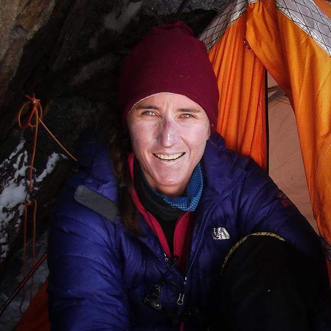 Cathy O'Dowd: Beyond Everest